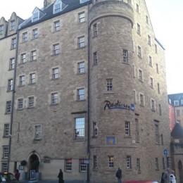 Hotel in Schottland