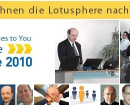 Lotusphere