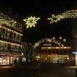 Weihnachtslichter Fulda
