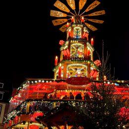 Weihnachtsmarkt Fulda 2019