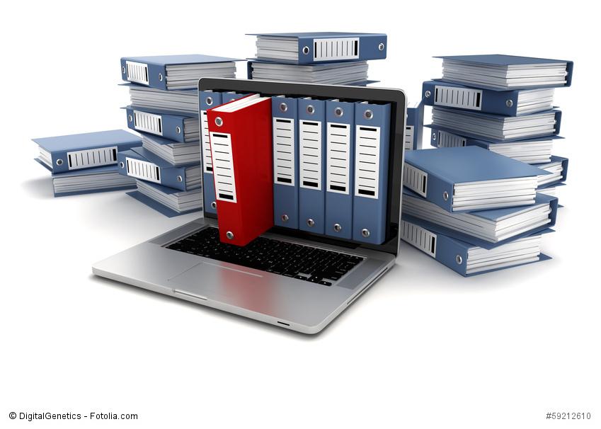 Datenarchivierung und Migration